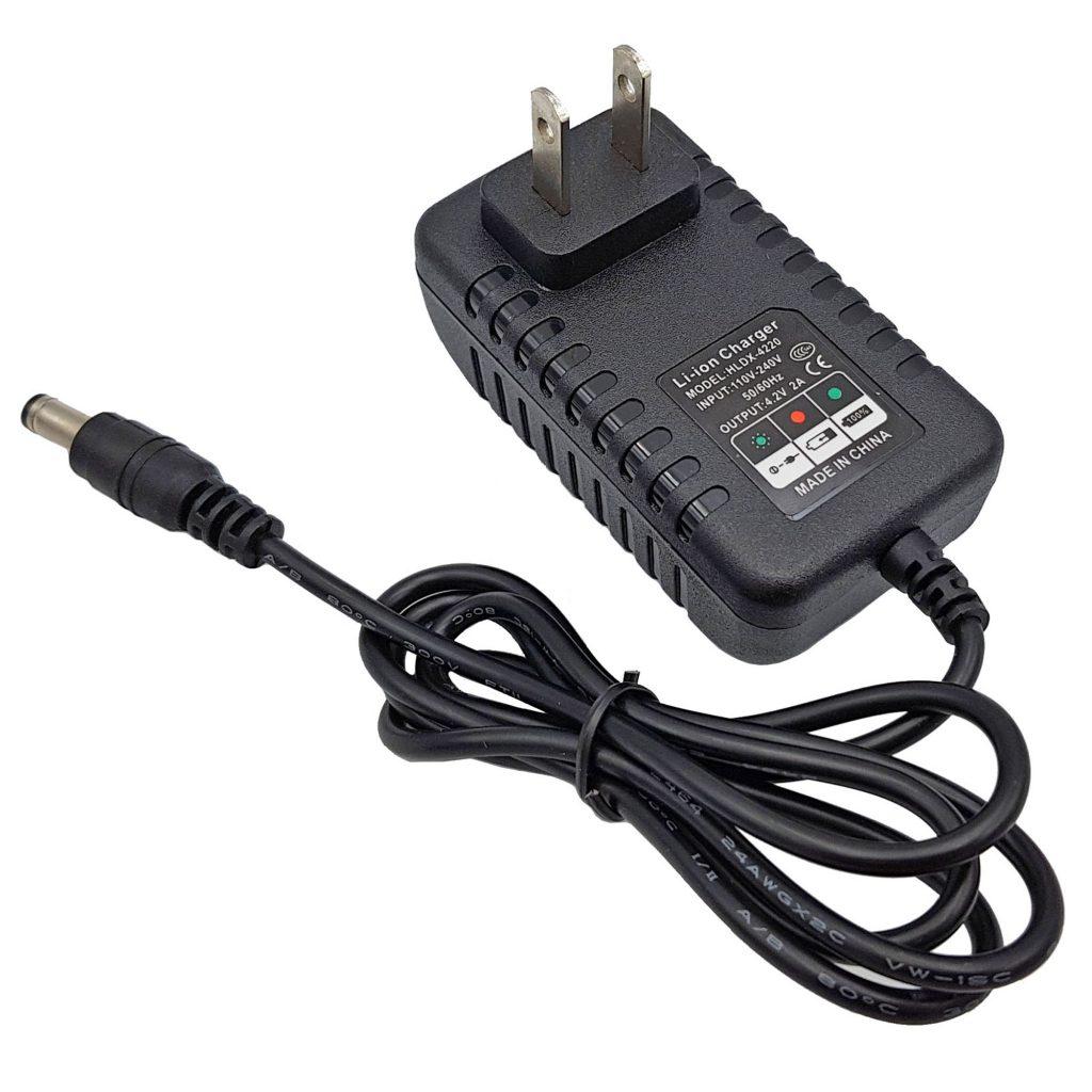 Adapter Sạc Pin 1S 4.2V 2A