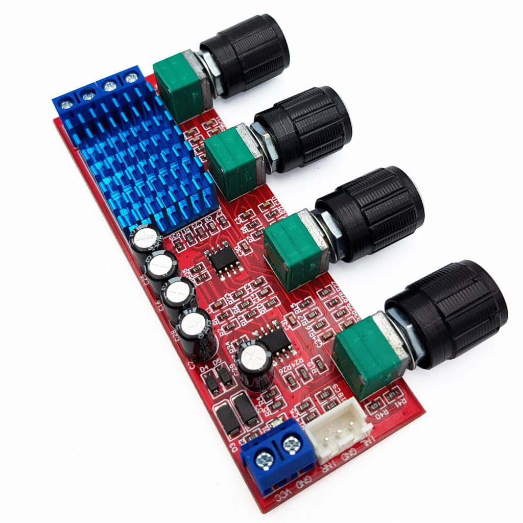 Mạch khuếch đại âm thanh TPA3116D2 2x80w v2