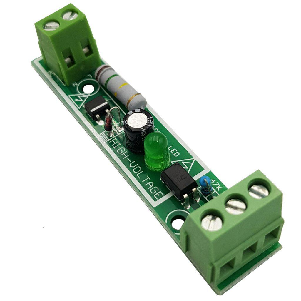 Module phát hiện điện áp 220V AC với Optocoupler cách ly 1 kênh