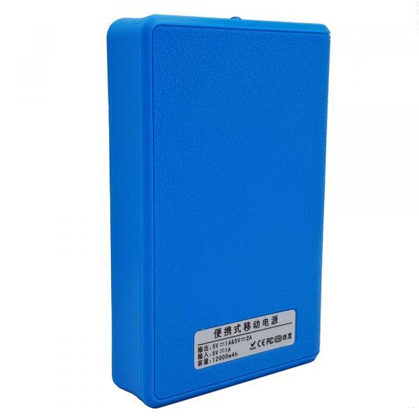Vỏ hộp sạc dự phòng pin 18650 loại 4 pin
