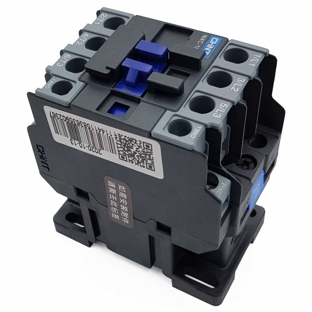 Contactor CHINT NXC-18 18A 7.5kW
