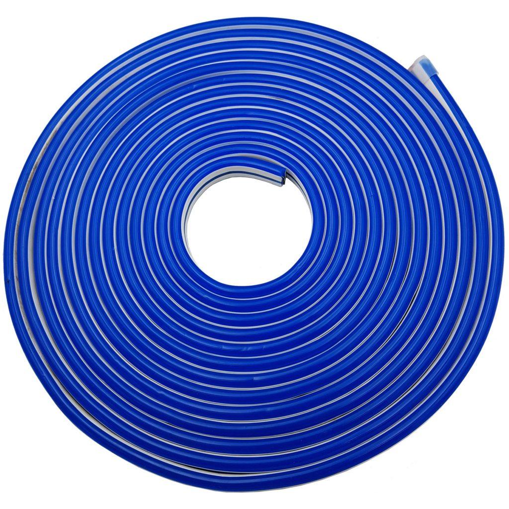 Led NEON 6x12mm cuộn 5m màu xanh dương