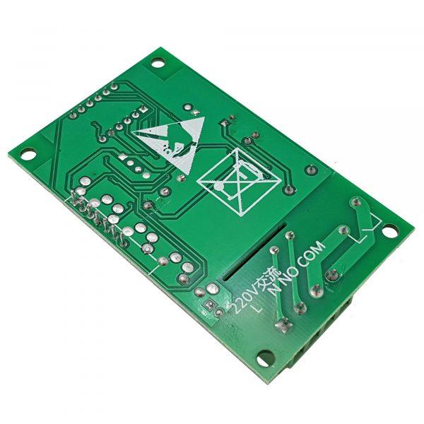 Mạch tạo trễ đóng ngắt relay 220VAC kích hoạt bằng remote