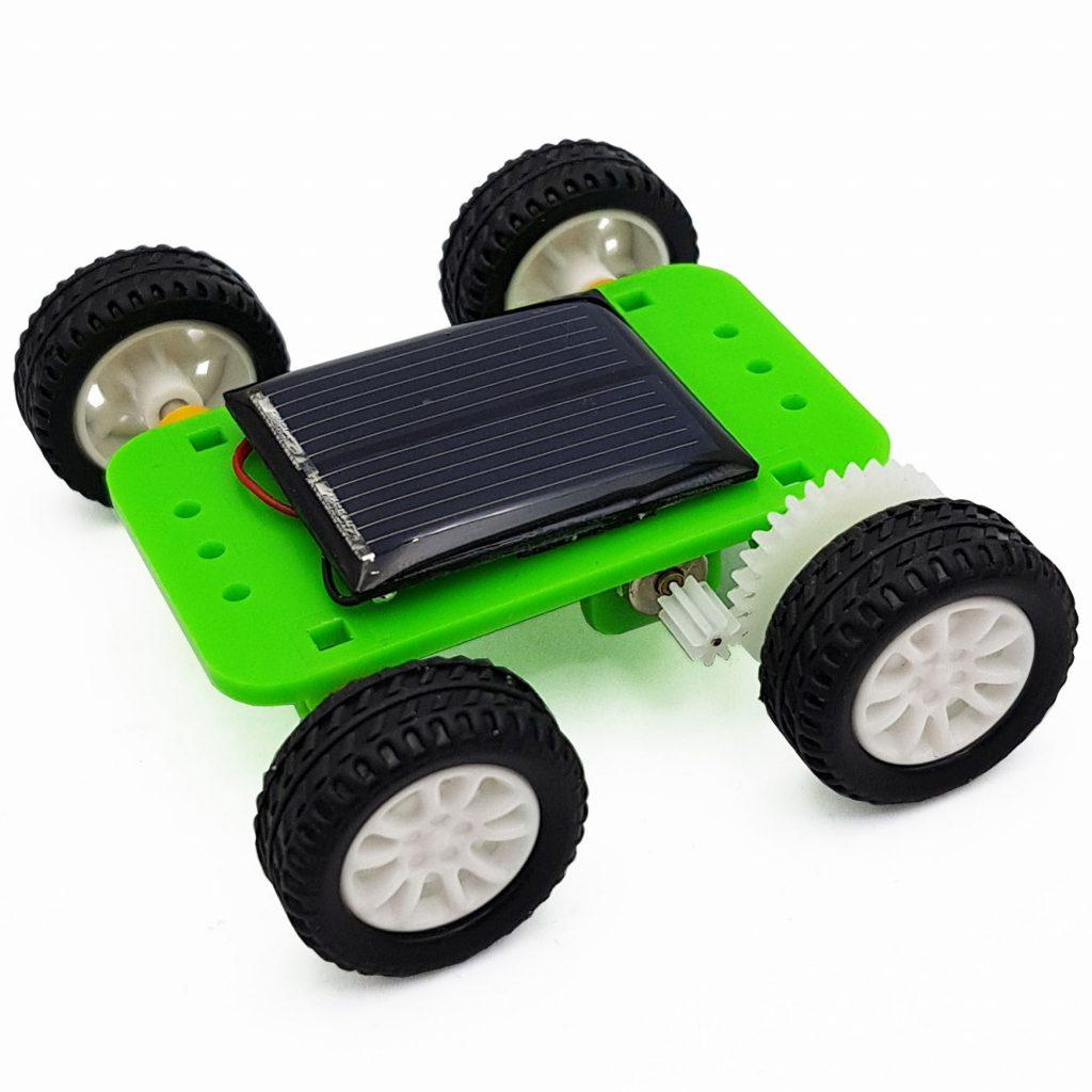 Mô hình xe năng lượng mặt trời mini