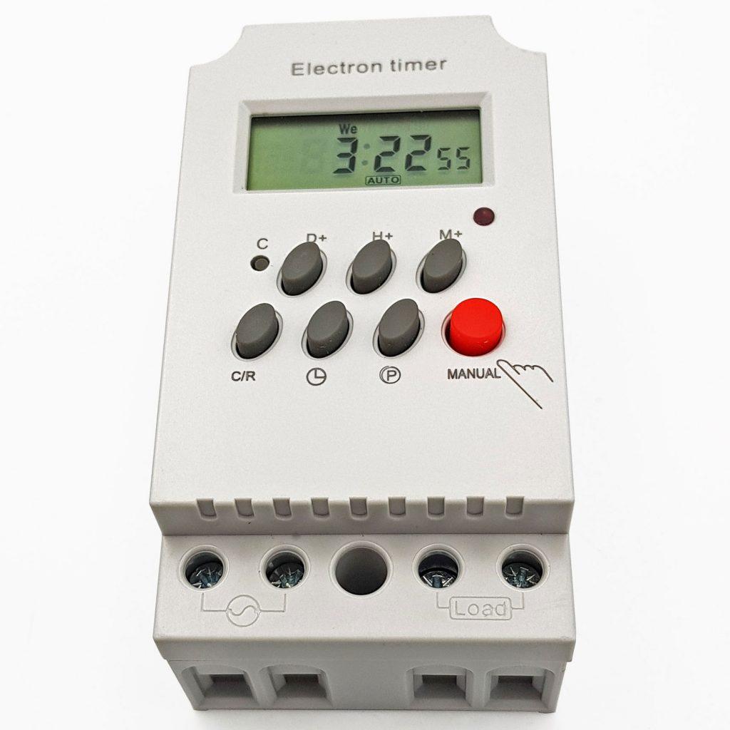 Timer hẹn giờ kỹ thuật số KG316T-II 25A