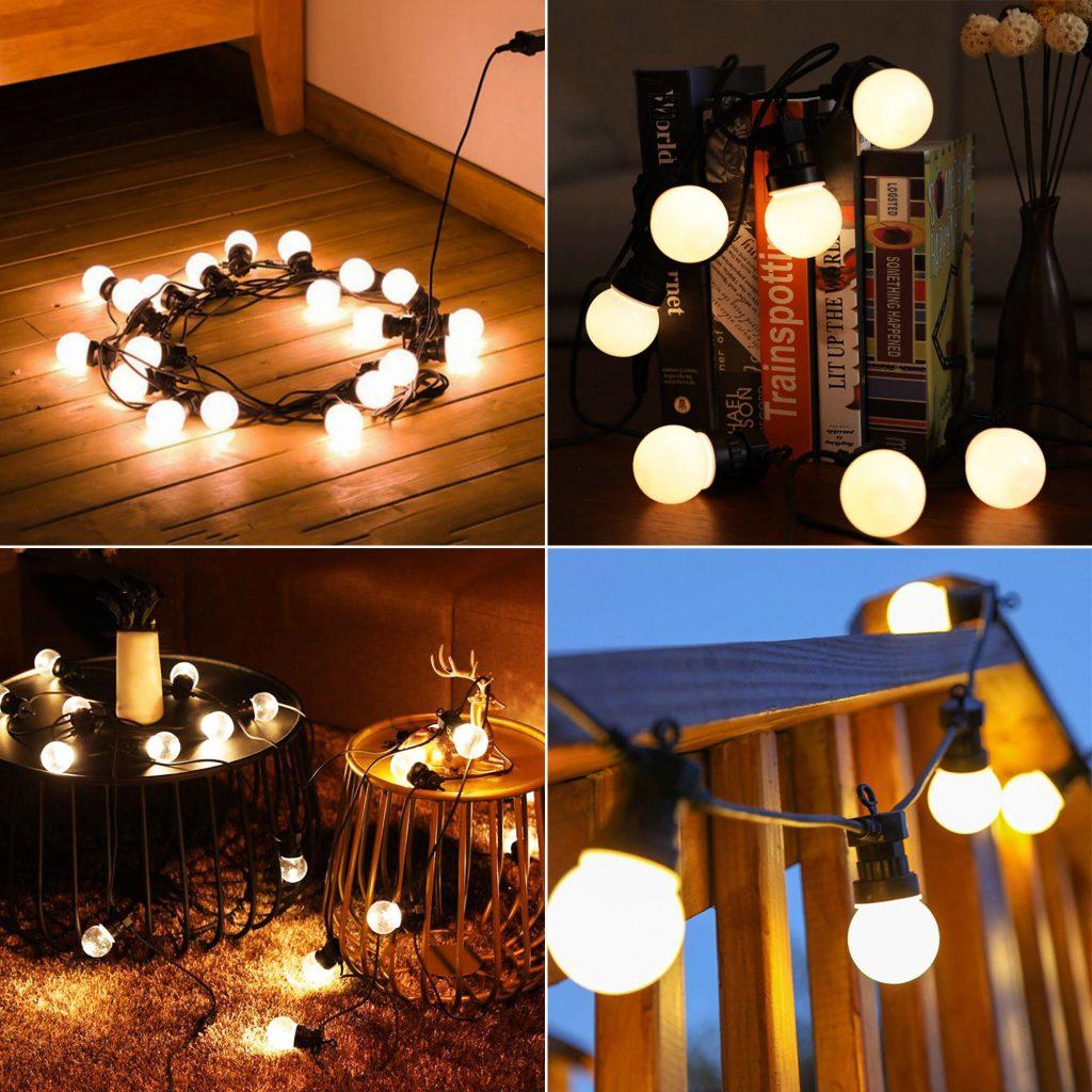 Dây đèn LED G50