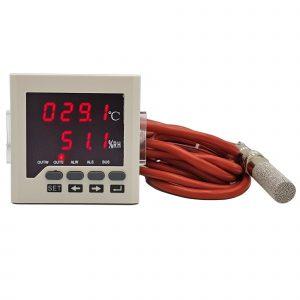 Bộ khống chế điều khiển nhiệt độ và độ ẩm CJ-602