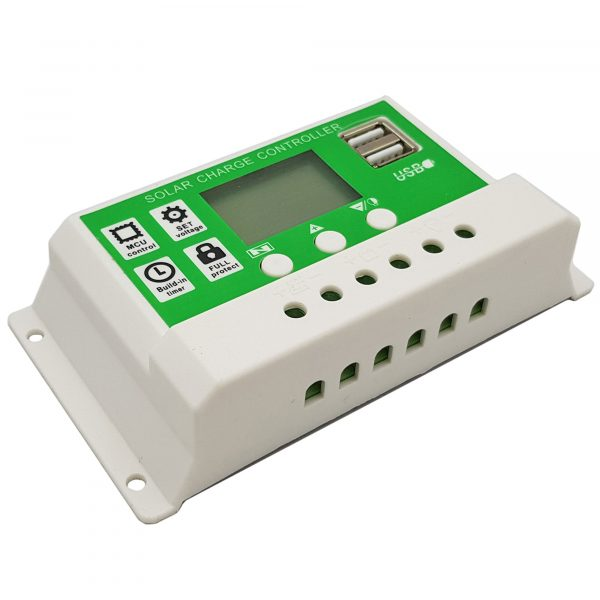 Bộ điều khiển sạc pin năng lượng mặt trời 30A
