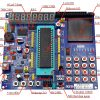 Kit học tập phát triển 8051 đa chức năng