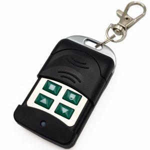 Remote 4 kênh sao chép mã hàn, mã gạt, mã cố định