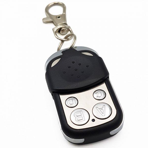Remote 4 kênh sao chép mã nhảy