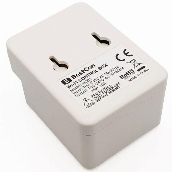 Công tắc điều khiển thiết bị qua wifi BestCon MCB1