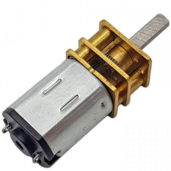 Động cơ giảm tốc GA12-N20 3000 rpm