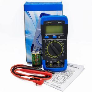Đồng hồ điện tử ANENG A830L