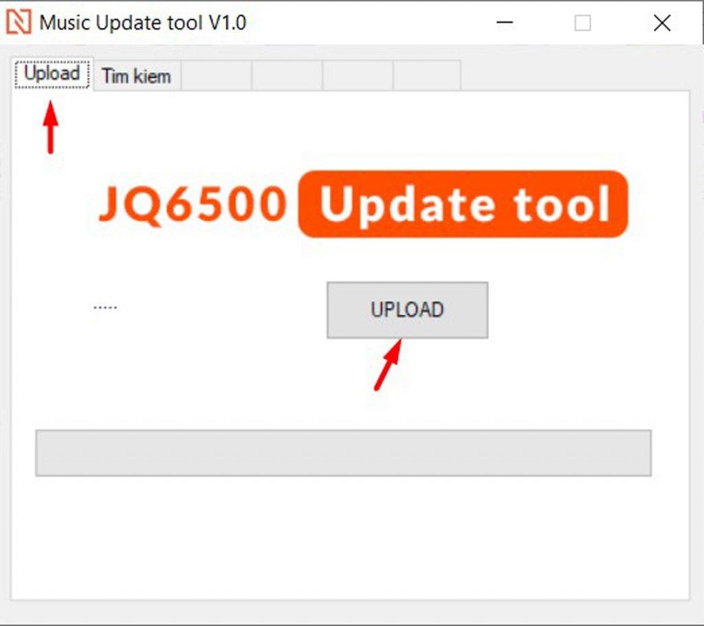 Hướng dẫn nạp âm thanh cho Module phát âm thanh MP3 JQ6500