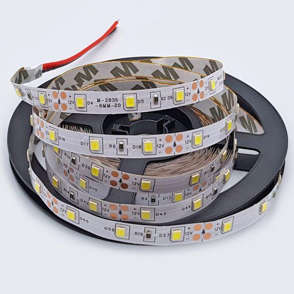 Led dây 2835 12V ánh sáng trắng
