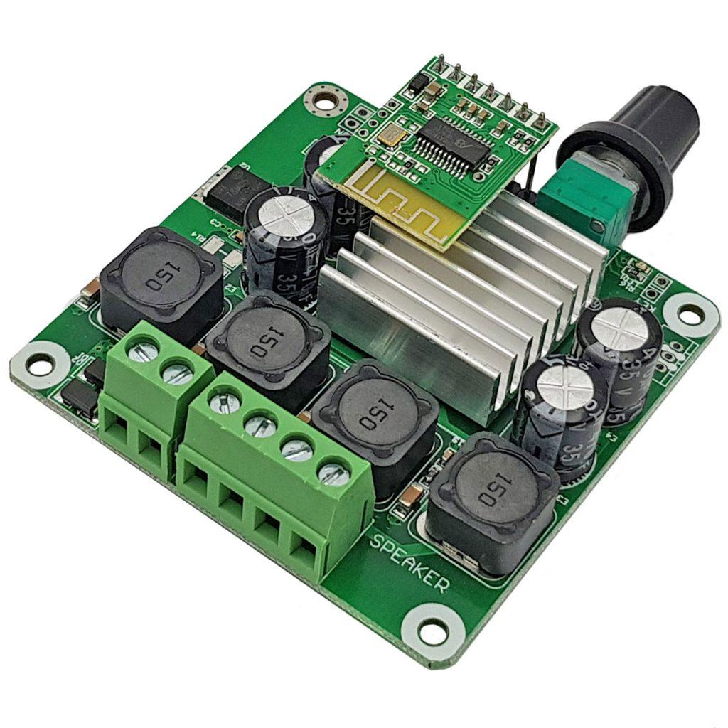 Mạch khuếch đại âm thanh bluetooth 5.0 TPA3110 50Wx2