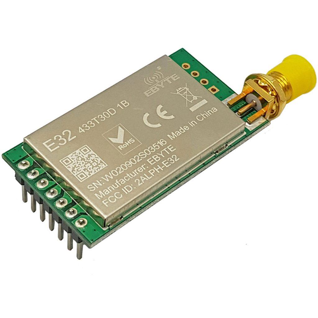 Module RF SX1278 Lora E32-433T30D1B 433Mhz 8000m