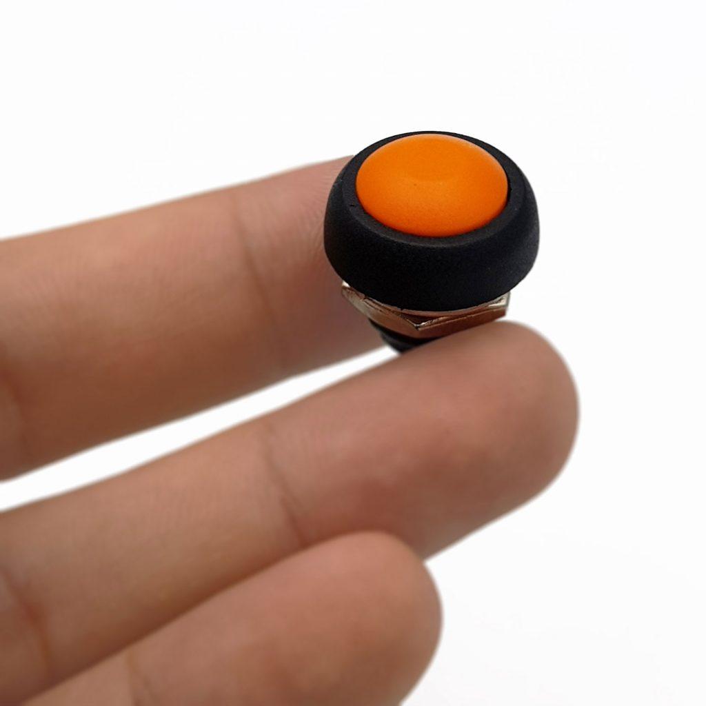 Nút nhấn nhả PBS-33B 12mm