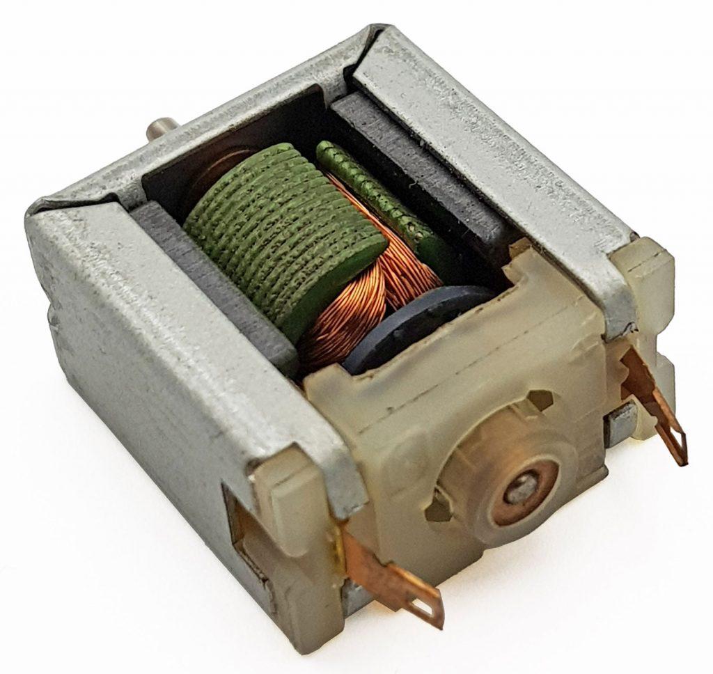 Bộ mô hình động cơ 020 3VDC