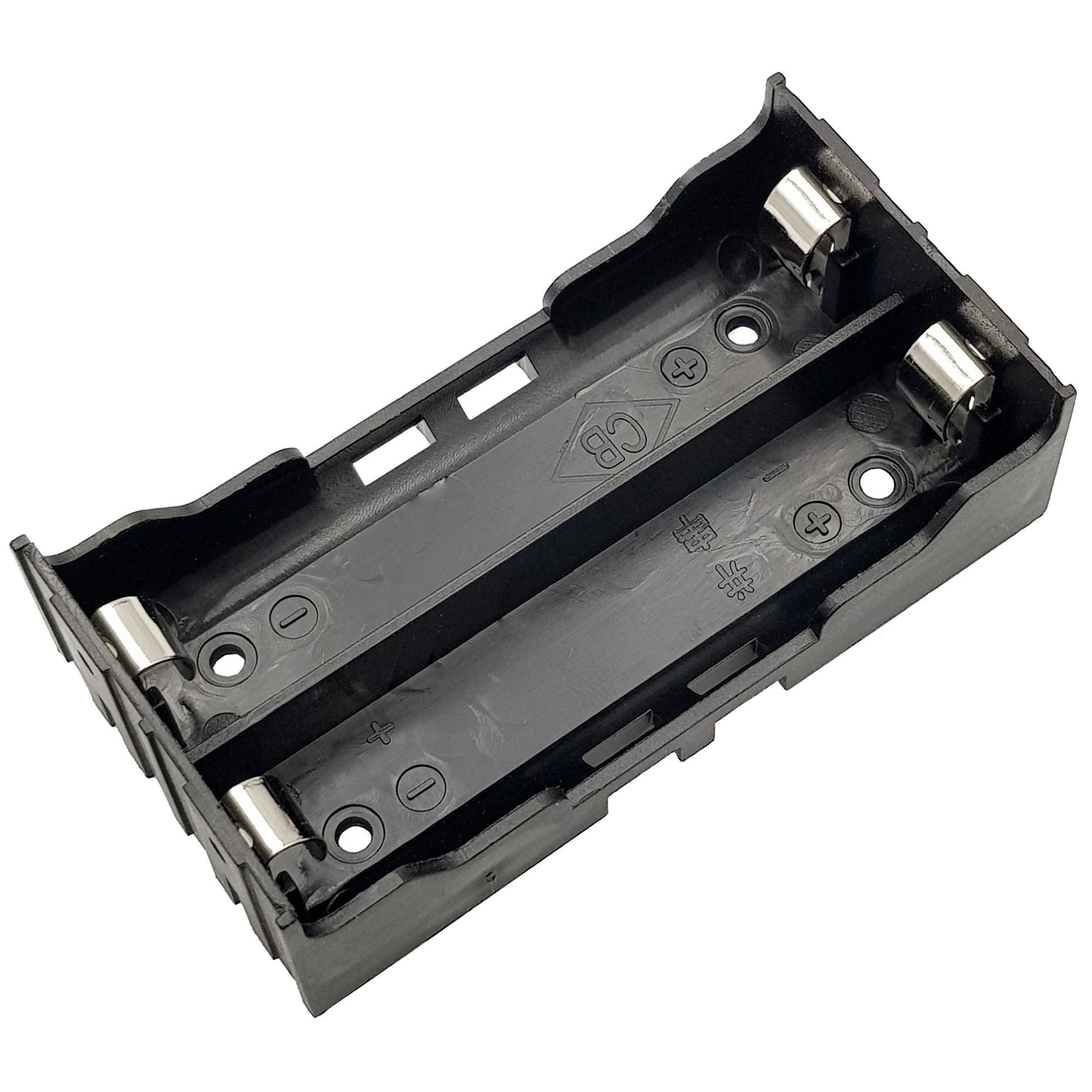 Đế 2 Pin 18650 Hàn PCB