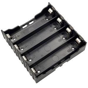 Đế pin 18650 hàn PCB