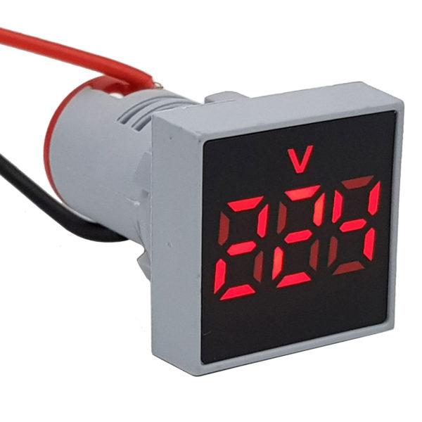 Đồng hồ đo điện áp AC 20-500V