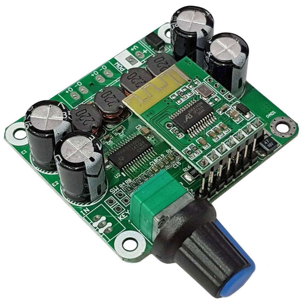 Mạch khuếch đại âm thanh bluetooth TPA3110 30Wx2